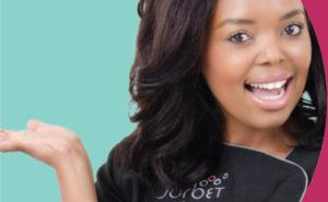 Promotion Sorbet Salons nailbars drybars man candi & co nails hair cut colour facial skincare wax threading dermalogica environ massage